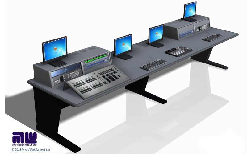 Exceptionnel Production Control Room Furniture