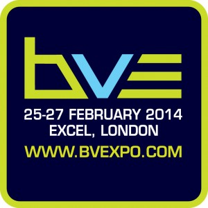 BVE exhibition 2014 see MW Video Systems on stand P07