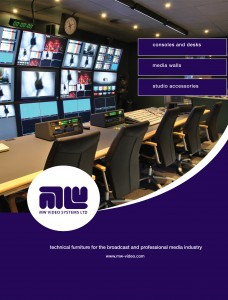 MW Video Systems Brochure front cover